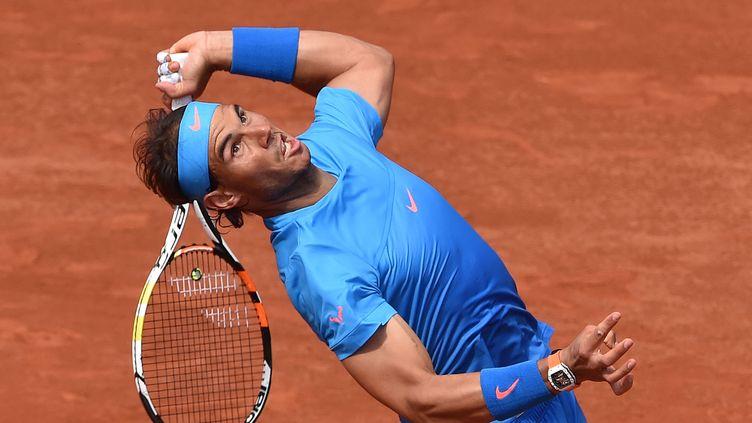 Rafaël Nadal  (PASCAL GUYOT / AFP)
