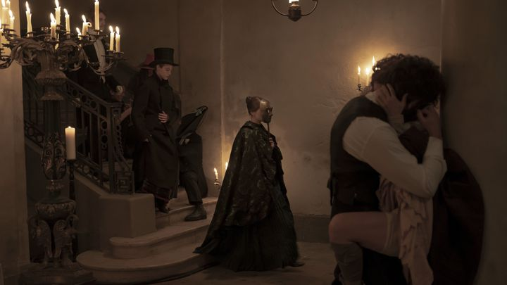 Le bal des folles dans le film de Mélanie Laurent. (CHRISTINE TAWALET)