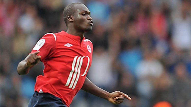 Moussa Sow, la nouvelle arme offensive de Lille