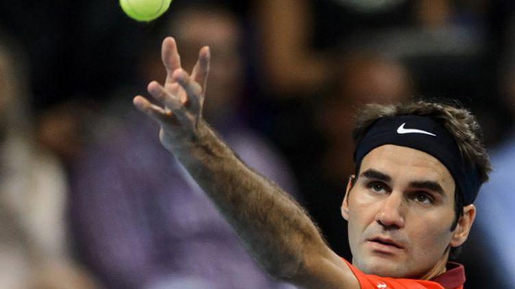 Roger Federer (FABRICE COFFRINI / AFP)