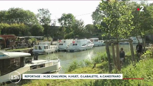Tourisme : le canal du Midi prisé par les vacanciers