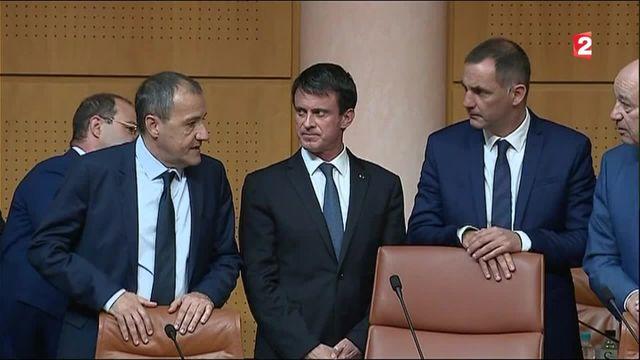 Manuel Valls en Corse : un déplacement sensible