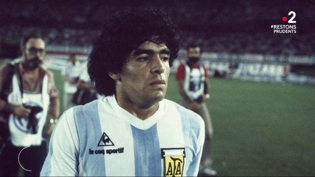 Mort de Maradona : le monde du football rend hommage à El Pibe de Oro