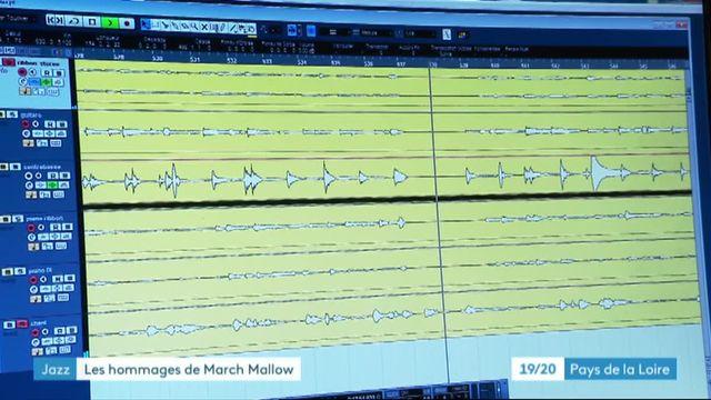 Marsh Mallow prépare son album