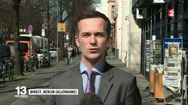 Élection présidentielle : Benoît Hamon en visite à Berlin