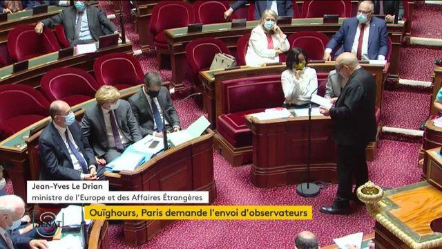 La France alerte sur le cas de la communauté Ouïghour