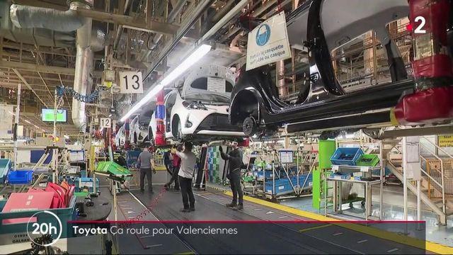 Toyota : tout roule à Valenciennes
