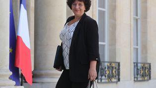 La ministre de l'Enseignement supérieur Frédérique Vidal à l'Elysée, le 7 juillet 2020. (LUDOVIC MARIN / AFP)