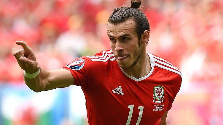 Gareth Bale lors de Pays de Galles - Slovaquie, le 11 juin 2016.