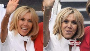 Brigitte (CAPTURE ECRAN FRANCE 2)