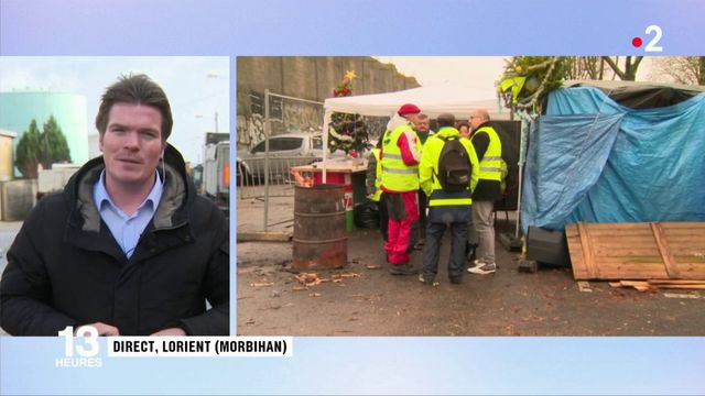 """""""Gilets jaunes"""" : rationnement de carburant en Bretagne"""