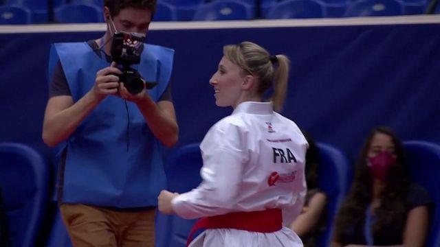 TQO de karaté : Alexandra Feracci se qualifie pour les Jeux olympiques de Tokyo 2020