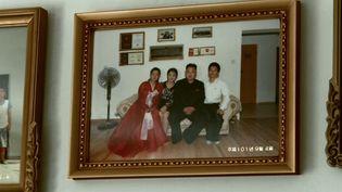 VIDEO. En Corée du Nord, ordre et obéissance jusque dans les foyers (CAPTURE D'ÉCRAN FRANCE 2)