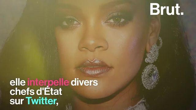 VIDEO. Rihanna, une artiste engagée aux 280 millions d'albums vendus