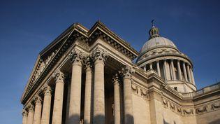 Le Panthéon contient les sépultures de 75 personnalités etpeut en accueillir 300. (PHOTO12 / GILLES TARGAT)