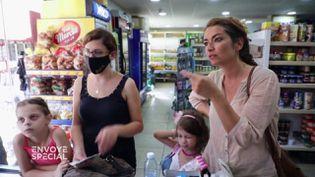Liban : une famille face à l'envolée des prix alimentaires (ENVOYÉ SPÉCIAL  / FRANCE 2)