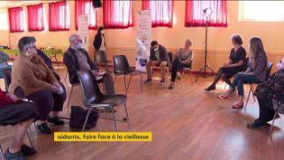 Une plateforme de répit pour les aidants (FRANCEINFO)