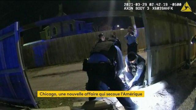 États-Unis : un adolescent de 13 ans abattu par un policier à Chicago