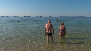 Tourisme : place aux inconditionnels de l'été indien (Capture d'écran France 2)