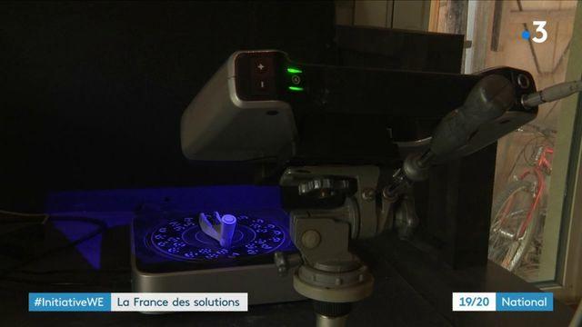 Landes : l'imprimerie 3D redonne vie à des objets au lieu de les jeter