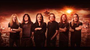 "Iron Maiden sort enfin son nouvel album, ""Senjutsu"". (John McMurtrie)"