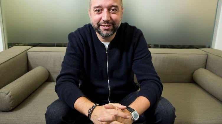 L'ancien président du LOSC, Gérard Lopez, futur patron des Girondins de Bordeaux, le 11 décembre 2019. (ISABEL INFANTES / AFP)