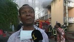 Un incendie dans un local technique a provoqué l'évacuation de plus de 1 200 personnes du CHU de Pointe-à-Pitre. Aucune victime n'est à déplorer. (France 2)
