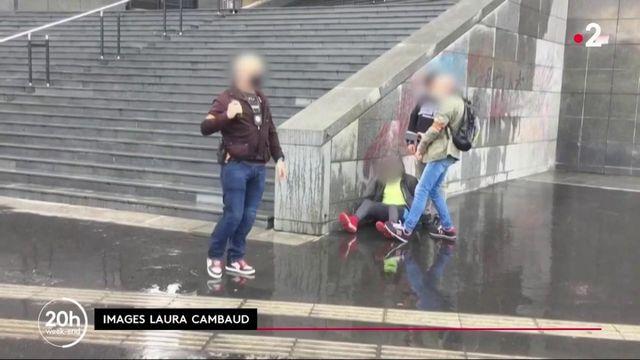 Attaque à Paris : deux suspects ont été interpellés et placés en garde à vue
