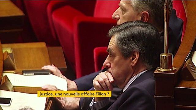 Justice : François Fillon visé par une nouvelle enquête
