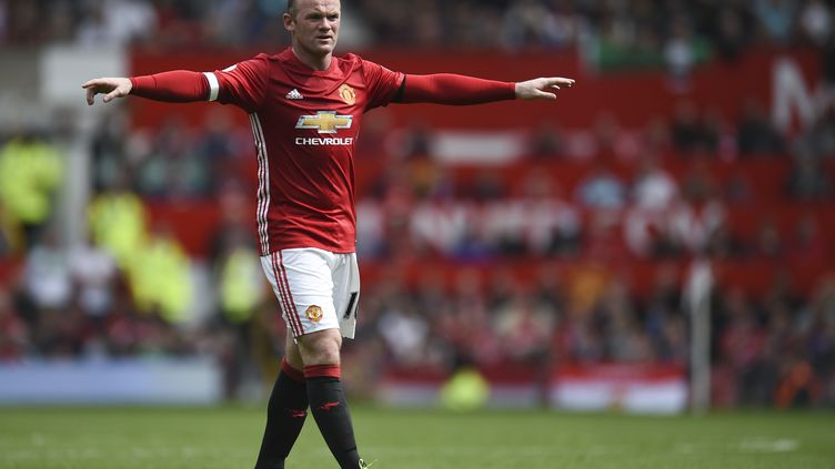 Wayne Rooney (Manchester United) (OLI SCARFF / AFP)
