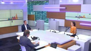 Les débats de l'éco du samedi 25 septembre 2021. (FRANCEINFO)