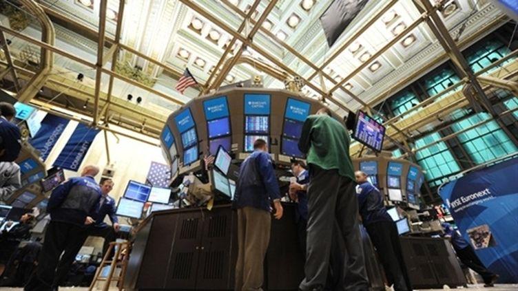 """Dans le monde des marchés de crédit, le """"triple A"""" est synonyme de  laissez-passer. (AFP - Stan Honda)"""