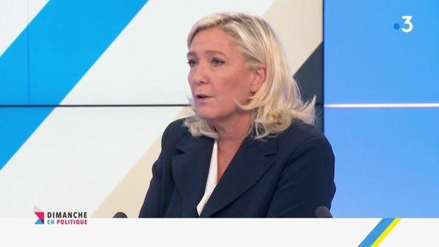 DEP Marine Le Pen