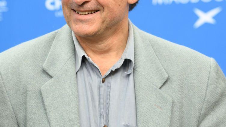 Albert Dupontel au festival du film francophone à Angoulême en 2020. (JEAN MICHEL NOSSANT/SIPA)