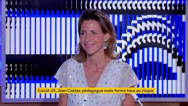 Castex pédagogue Bouillaguet