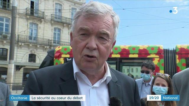 Élections régionales : en Occitanie, la sécurité au cœur de la campagne