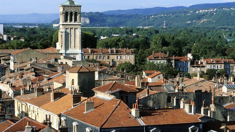 L'enfant retrouvé errant à Valence (Drôme) a été récupéré par sa mère dimanche 22 juillet 2012. (CAMILLE MOIRENC / HEMIS.FR / AFP)