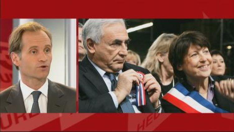 Fabien Namias livre son analyse des dernières déclarations de Dominique Strauss-Kahn. (France 2)