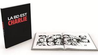 La BD est Charlie : éditeurs et dessinateurs mobilisés pour un album hommage au profit des victimes.  (DR)