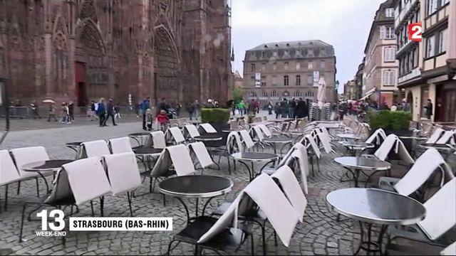 Tourisme : un week-end prolongé maussade