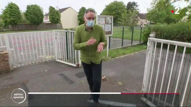 Déconfinement : une pré-rentrée dans l'Oise pour présenter le nouveau protocole sanitaire