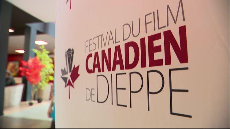 Les organisateurs du festival du film canadien de Dieppe ont maintenu la manifestation qui se tient jusqu'au 23 août. (F. Bollez / France Télévisions)