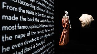 Exposition Back Side / Dos à la mode au musée Bourdelleà Paris, juillet 2019 (PHILIPPE LOPEZ / AFP)