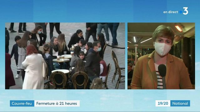 Couvre-feu : dernière soirée avant la fermeture des restaurants à 21 heures