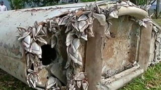 Des débris du MH70 retrouvés à La Réunion ?