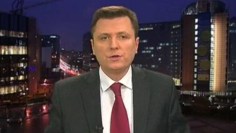François Beaudonnet, le 13 janvier 2012. (FRANÇOIS BEAUDONNET)
