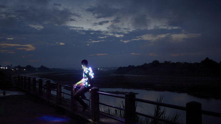 Apichatpong Weerasethakul,Power Boy (Villeurbanne), 2021 (Kick the Machine)