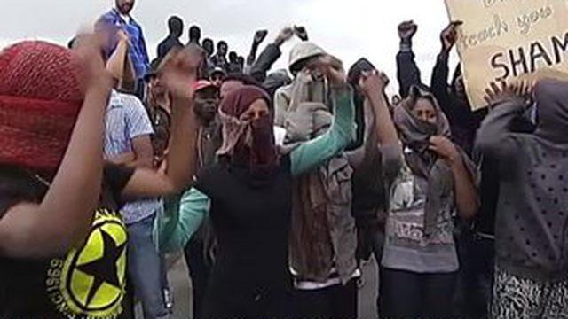 Migrants à Calais : La France et le Royaume-Uni veulent faire front commun