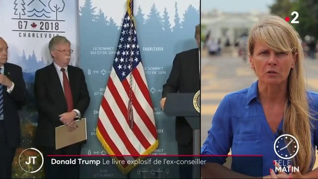 États-Unis : le livre explosif de l'ancien conseiller de Donald Trump