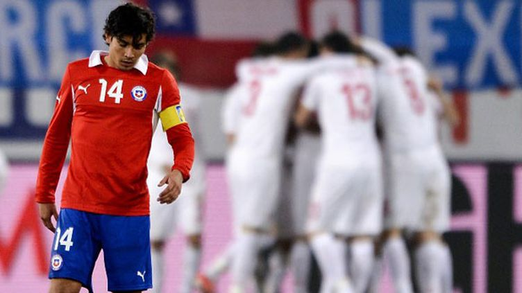 Le joueur chilien Matias Fernandez manquera le Mondial au Brésil en raison d'une blessure à la cheville droite
